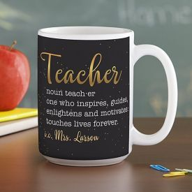 Coffee Mug (Best Teacher of my life)