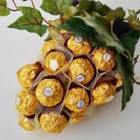 Bunch of grapes Ferrero Rocher Chocolate