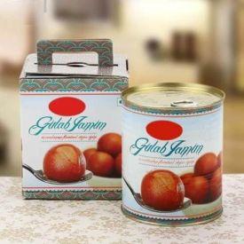 Tin Of Gulab Jamun