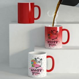 Magic Red Mug (Customize)