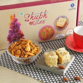 Soan Papdi & Mix Namkeen Gift Pack