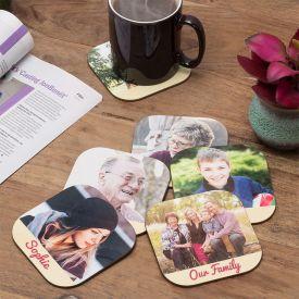 Personalized Coaster Set