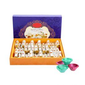 Kaju Roll With Diya