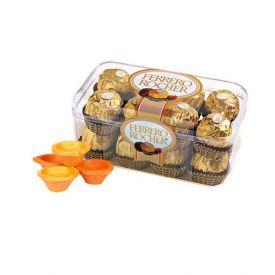 Ferrero Rocher With Diwali Special Diya