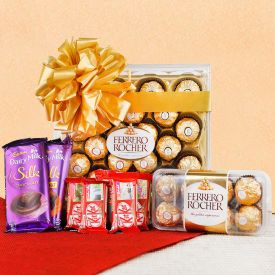 Mixed Chocolate Hampers