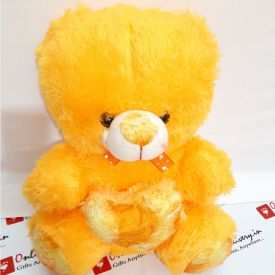 Soft Yellow Teddy