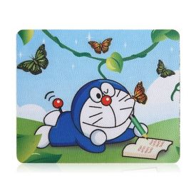 Doreamon mouse pad