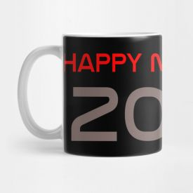 New year 2020 coffee mug