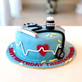 Delicous Doctor Cake