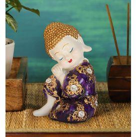 Handmade Buddha Showpiece