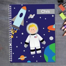 Rocket Launch Notebook