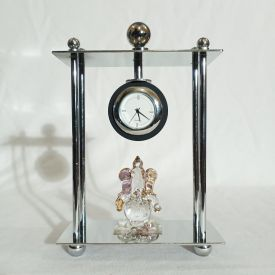 God Ganesha with Clock
