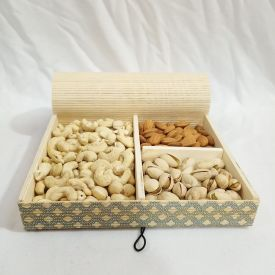 Dry fruits in Designer Box