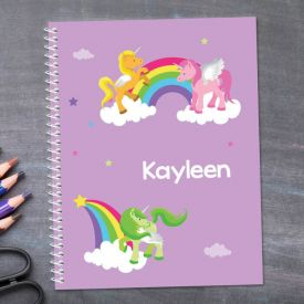 Unicorn Design Notebook