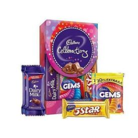 Mixed Cadbury Celebration