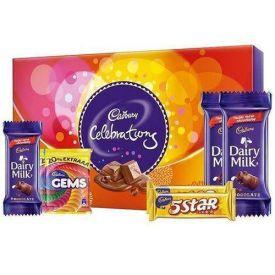 Mixed Chocolates Combo