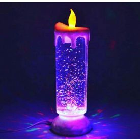 Glitter Candle