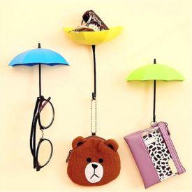 Umbrella style Key Holder