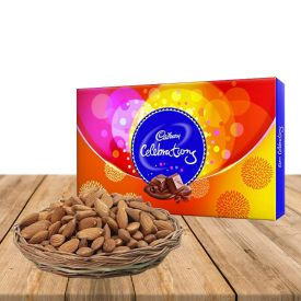Almond With Celebration Pack