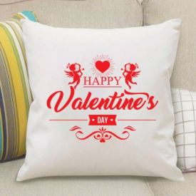 Valentene's Day Cushion,
