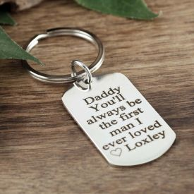Personalised Key Chain