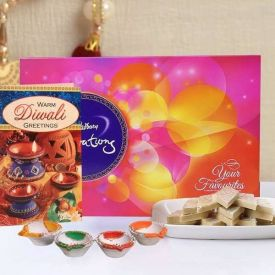 Diwali Chocolate Sweets Combo