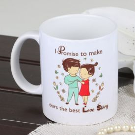 Best Promise Day Mug