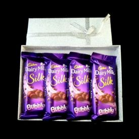 Dairy Milk Silk Bubbly