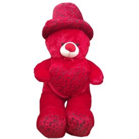 Red Cap Teddy Bear