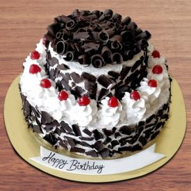 Black Forest Tier Cake