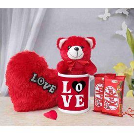 Love Red Hamper