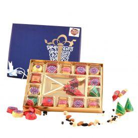diwali crackers design chocolates