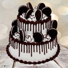 Oreo Tier Cake