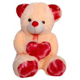 Dream-Deals-Cream-Teddy-Bear 20 Inch