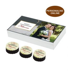 Anniversary Personalized Chocolates