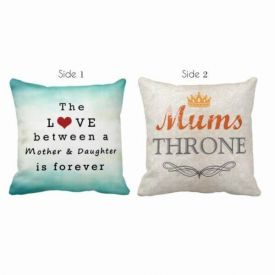 Double Side Moms Throne Cushion