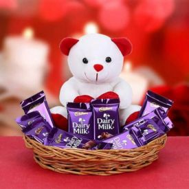 Cadbury Dairy Milk N Teddy