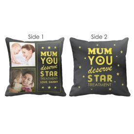 Double Side Photo Cushion