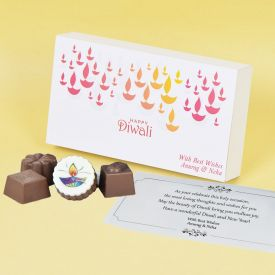 Colorful Diwali Chocolates Gifts