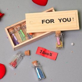Love Letter Bottle Set