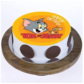 Tom NJerry Cake