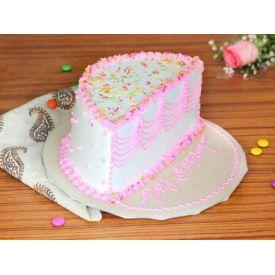 Half Celebraion cake