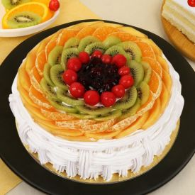 5 Star Fruits Cake