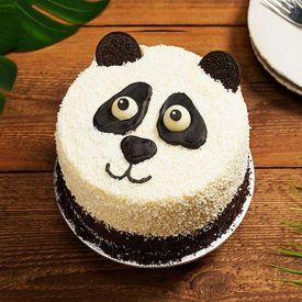 Designer Panda Cake