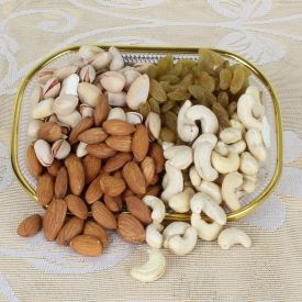 Decorative Dry Fruit Tray