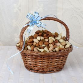 Dry fruits with Handle Basket