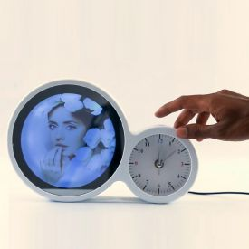 Magic Mirror with Watch