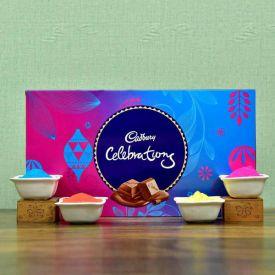 Cadbury Pack with Gulal
