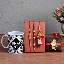 Kids rakhi set