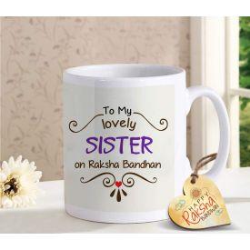 Lovely Sister Mug